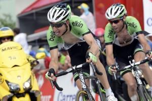 Mollema i Ten Dam tornaran a competir junts al Mundial de ciclisme en ruta // Foto: velonews.competitor.com